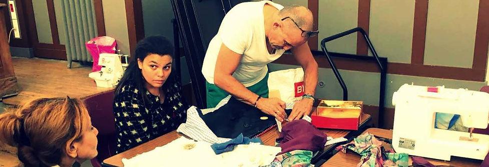 Atelier couture AFL Bastide