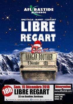 LIBRE REGART #4 Noël 2018