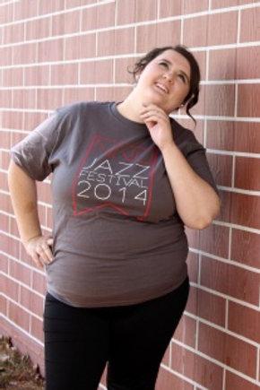 NNU Jazz Festival 2014 T-shirts