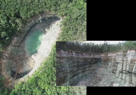 Consequências da exploração de sal-gema em Maceió