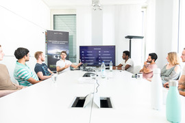 REFLEKT Team Meeting