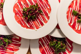 Käfer Catering Carpaccio