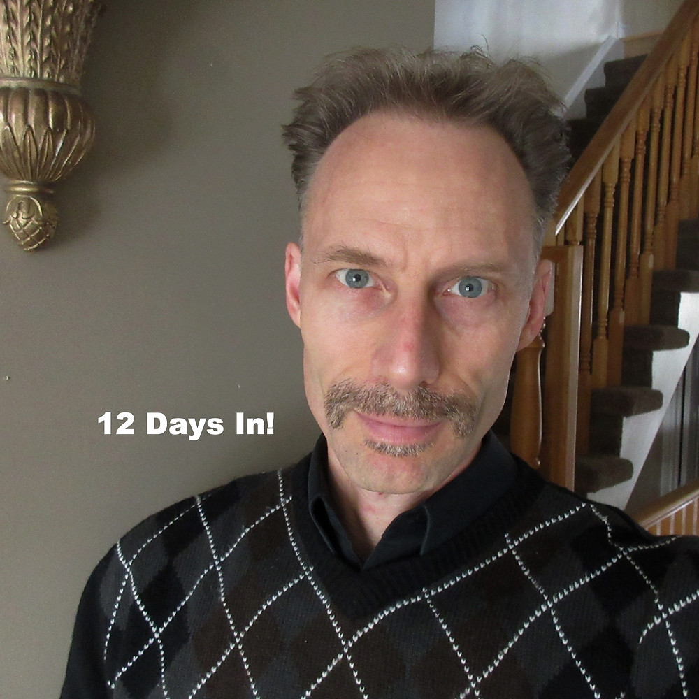 Dr. Jeff Appelmann, Naturopathic Doctor Movember Prostate Cancer Awareness