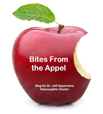 Dr Jeff Appelmann oakville ontario naturopath blog