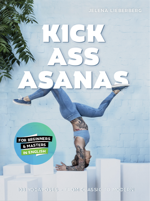 KICK ASS ASANAS - English ebook