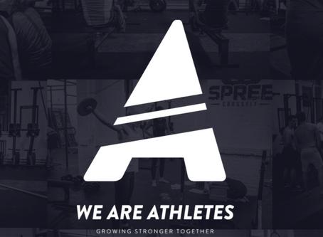 // WE ARE ATHLETES - Fitness Programm //