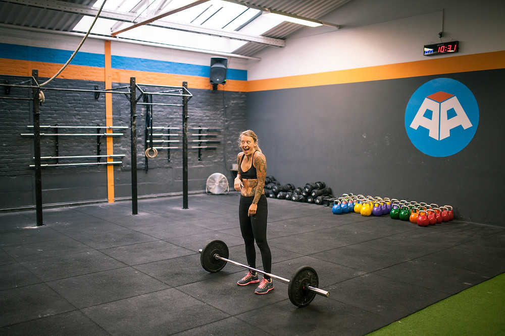 Crossfit @Argo Athletics by Adlan Mansri