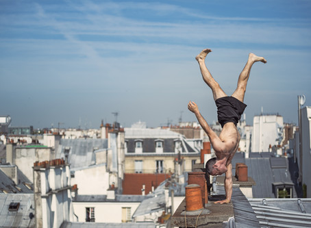 HANDSTANDS INTERVIEW: Yuval on Hands