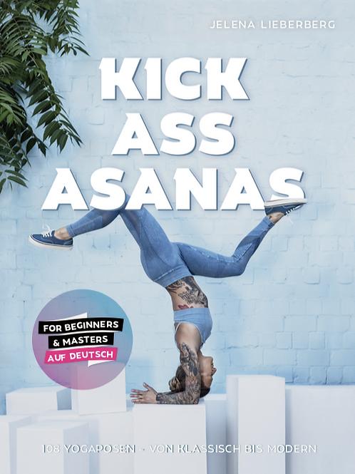 KICK ASS ASANAS - Deutsches ebook