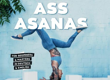 // KICK ASS ASANAS - my new book! //