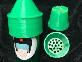 New Conehead Attachment Grinds Up the Competition