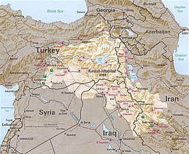 Create a State for the Kurds