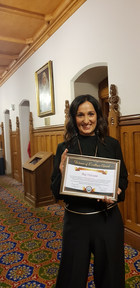 House of Lords Award.
