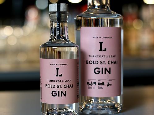 Bold St. Chai Gin 40% ABV 50cl