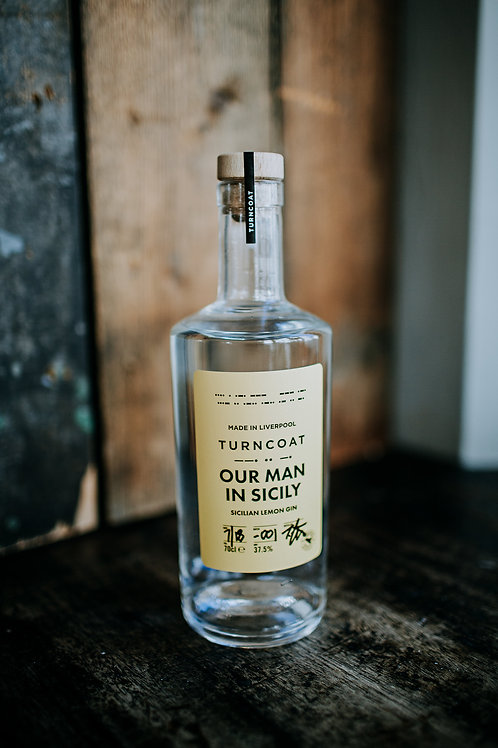 Our Man in Sicily 37.5% ABV 50cl