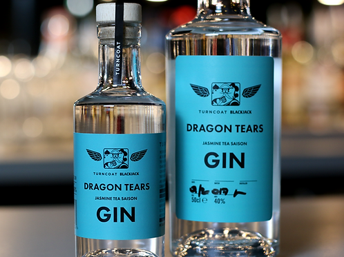 Dragon Tears Gin 40% ABV 50cl