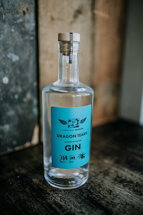 Dragon Tears Gin 40% ABV 50cl