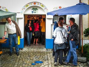 Otevřené sklepy 2012
