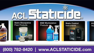 ACL Staticide - ISO Certified