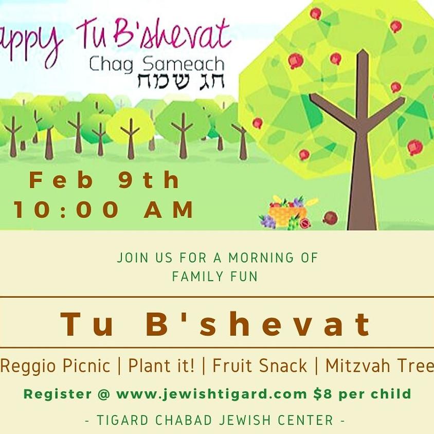 Tu B'shvat Family Event