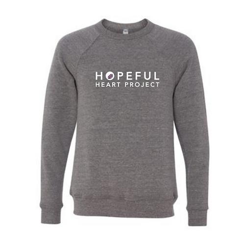 Hopeful Heart Project Unisex Crewneck Sweatshirt