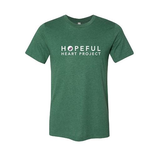 Hopeful Heart Project Unisex Short Sleeve Jersey Tee