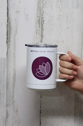 Hopeful Heart Project Mug