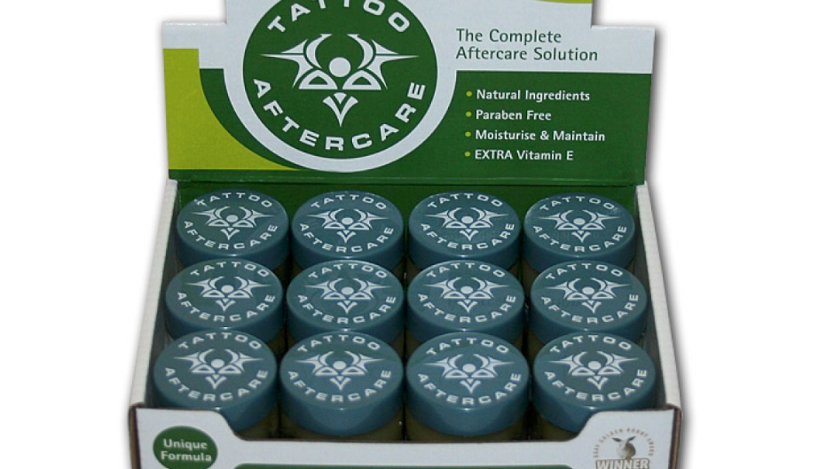 TATTOO AFTERCARE BALM 30 ML