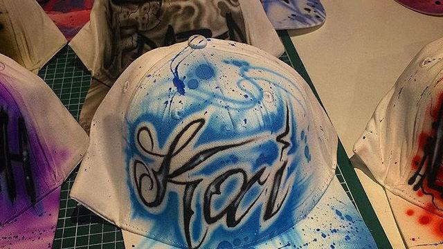customised hats