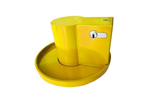 Königszapfen - King Pin  ** - Gelbe Lackierung !