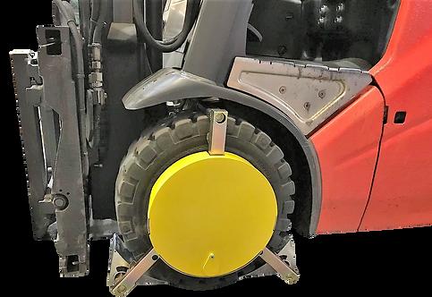 GSRK19 - Radkralle für Gabelstapler **