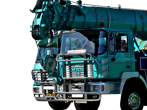 WFS 200 - Blockierung der Hydraulik für Großfahrzeuge (mit 24 V Bordsp.)