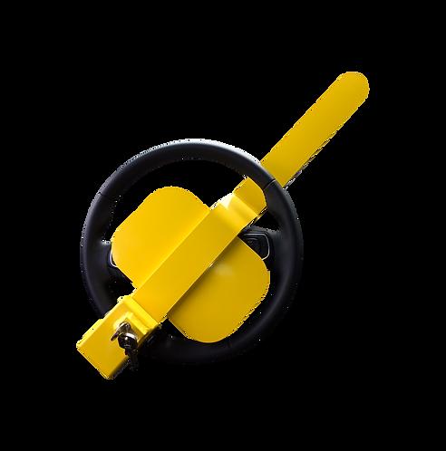 Lenkradkralle 2018 - mit Navi-Schutz erweiterbar **