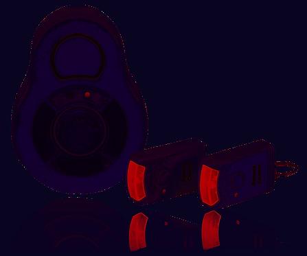 Alarm - Sicherheit BMD 210 Deckenbewegungsmelder