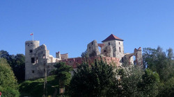 zamek tenczyn 1