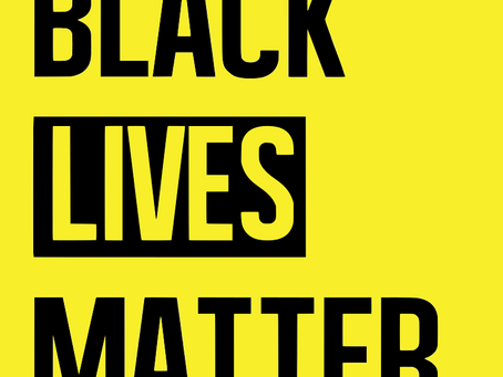 Black Lives Matter - a message from Michael