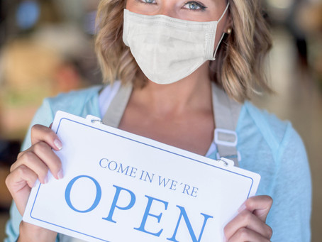 3/15/21 UPDATE: Workplace Health & Safety Standards That Must Be Followed to Stay Open