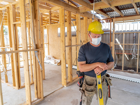 Construction Projects:  Can You Get Back to Working on Your Projects?