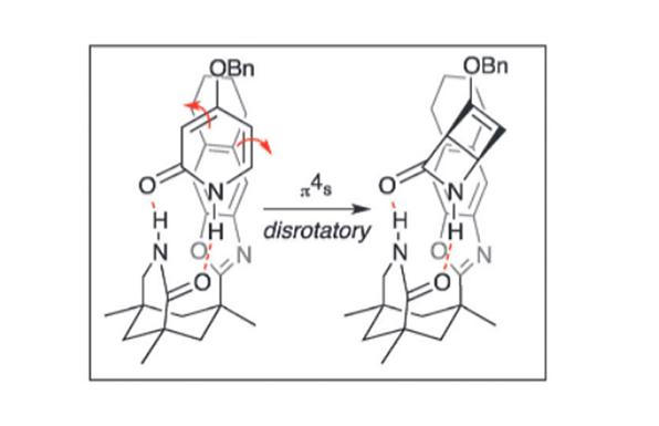 Asymmetric Electrocyclic Reactions
