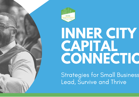 RESOURCE OPPORTUNITY: Inner City Capital Connections (ICCC) is Coming to NJ