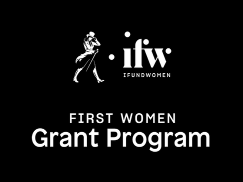 Jane Walker First Women Grant Program (iFundWomen)
