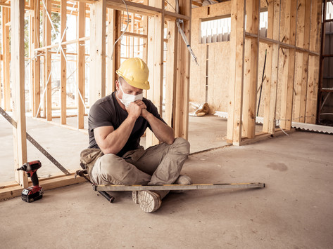 Can construction projects continue? What construction is deemed essential?