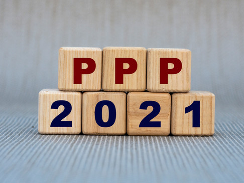 Paycheck Protection Program (PPP) Applications Reopening!