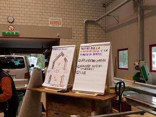 Workshop di formazione sui prodotti dell'azienda SIGA: Casa ermetica - Tenuta all'aria e al