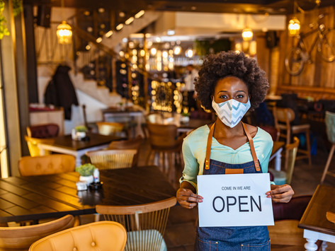 3/2/21 UPDATE: Workplace Health & Safety Standards That Must Be Followed for Businesses to Be Open