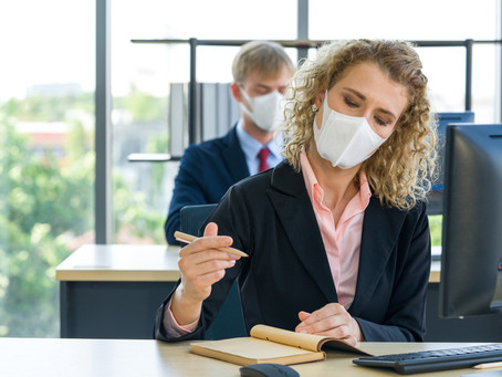 11/12/20 UPDATE:  Workplace Health and Safety Standards Your Business Must Follow to be Open
