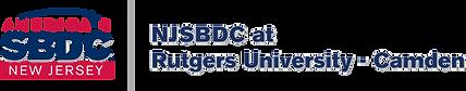 NJSBDC at RU-Camden Logo w Center Name (