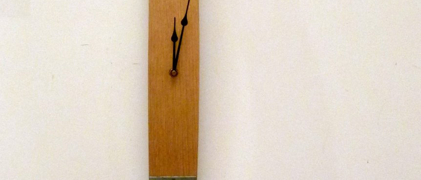 Style Barrique Wall Clock