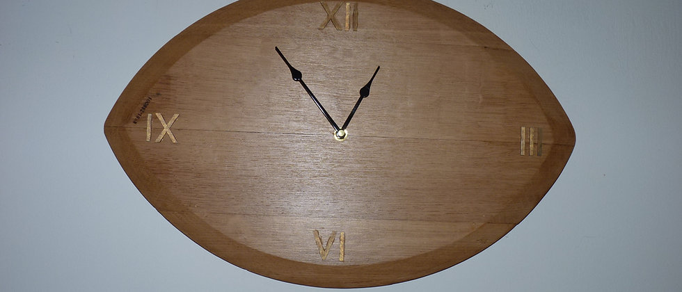 Rugby Clock