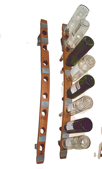 """ Spacer Saver"" Wine Rack - Wall Mounted"